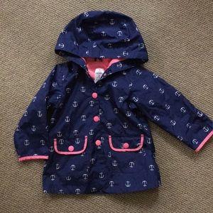 💕Carter's Raincoat